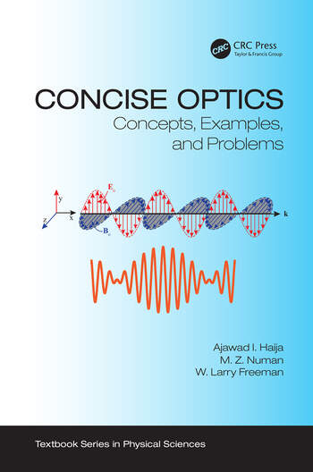 Concise Optics Concepts, Examples, and Problems book cover
