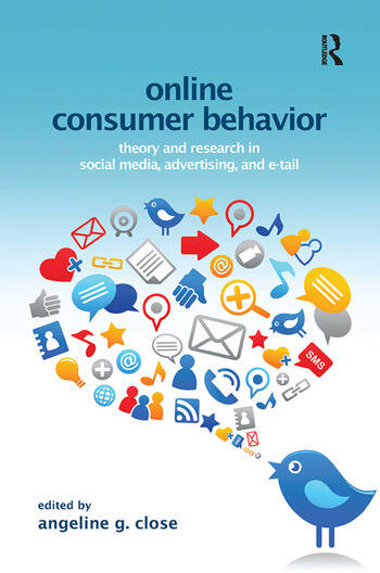 Online Consumer Behavior Theory and Research in Social Media, Advertising and E-tail book cover