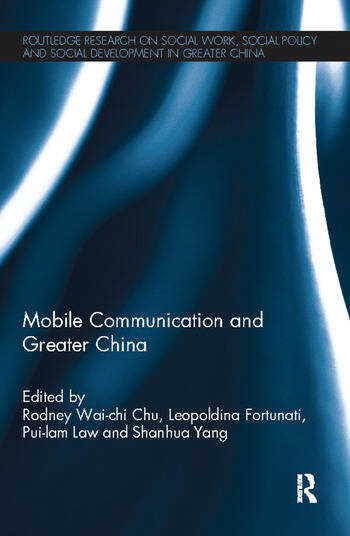 Mobile Communication and Greater China book cover