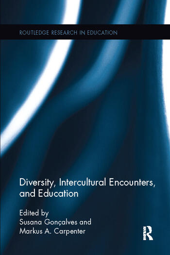 Diversity, Intercultural Encounters, and Education book cover
