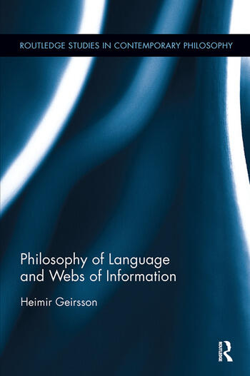 Philosophy of Language and Webs of Information book cover