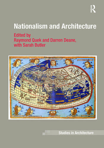 Nationalism and Architecture book cover