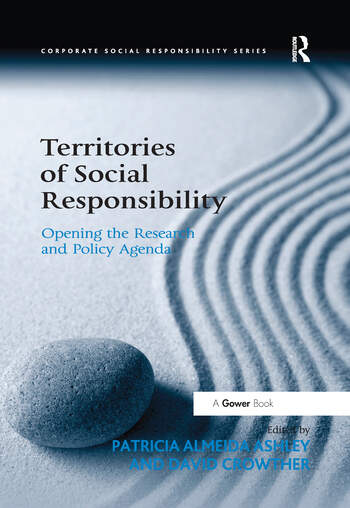 Territories of Social Responsibility Opening the Research and Policy Agenda book cover