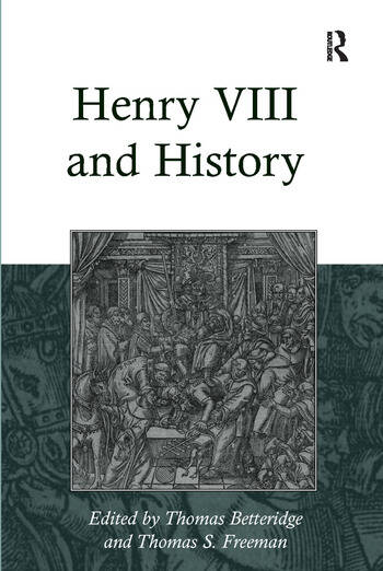 Henry VIII and History book cover