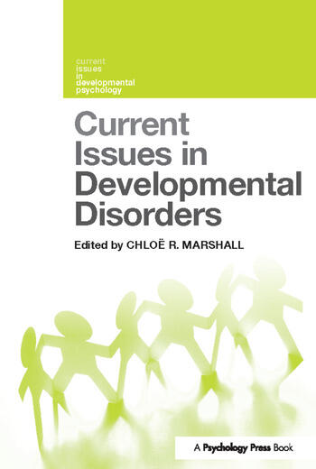 Current Issues in Developmental Disorders book cover