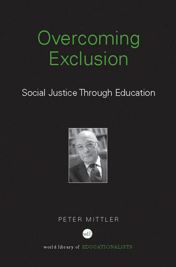 Overcoming Exclusion Social Justice through Education book cover