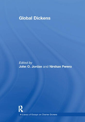 Global Dickens book cover