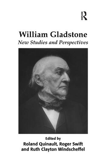 William Gladstone New Studies and Perspectives book cover
