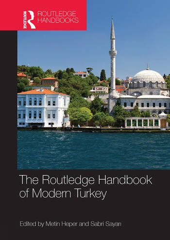 The Routledge Handbook of Modern Turkey book cover