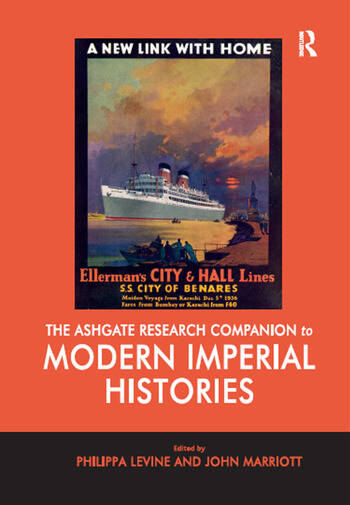 The Ashgate Research Companion to Modern Imperial Histories book cover
