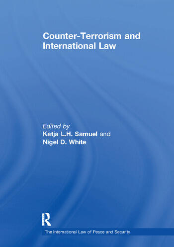 Counter-Terrorism and International Law book cover