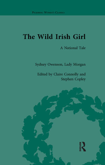 The Wild Irish Girl book cover