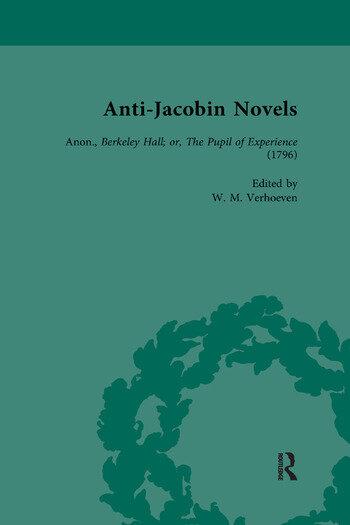 Anti-Jacobin Novels, Part II, Volume 6 book cover