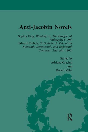 Anti-Jacobin Novels, Part II, Volume 9 book cover