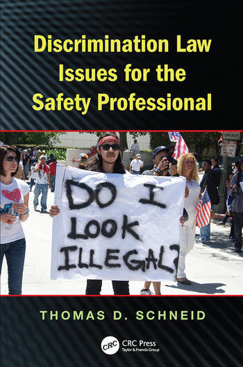 Discrimination Law Issues for the Safety Professional book cover
