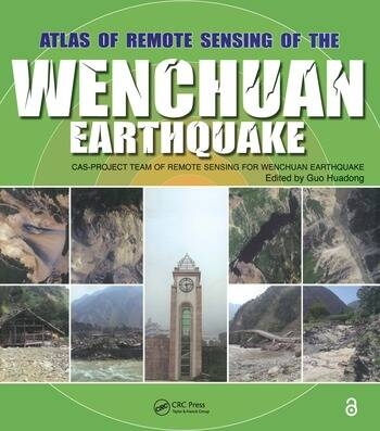 Atlas of Remote Sensing of the Wenchuan Earthquake book cover