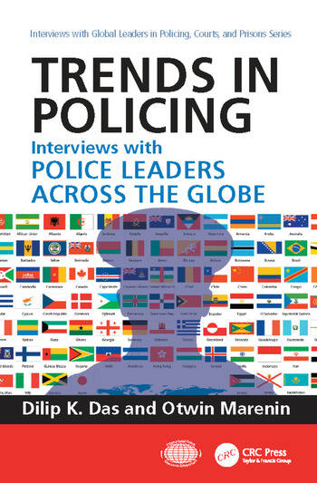 Trends in Policing Interviews with Police Leaders Across the Globe, Volume Two book cover
