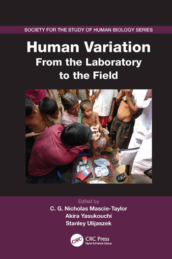 Human Variation From the Laboratory to the Field book cover