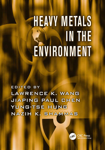 Heavy Metals in the Environment book cover
