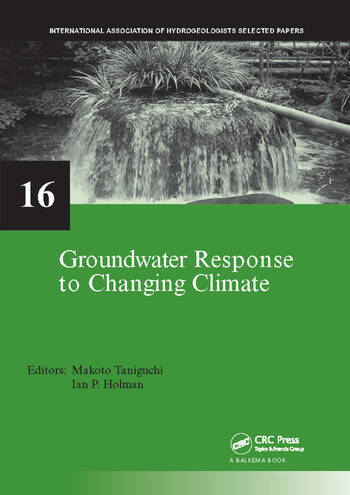 Groundwater Response to Changing Climate book cover