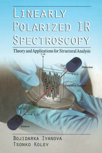 Linearly Polarized IR Spectroscopy Theory and Applications for Structural Analysis book cover