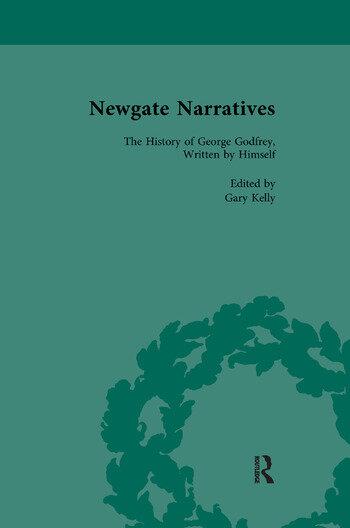 Newgate Narratives Vol 3 book cover