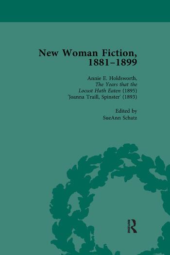 New Woman Fiction, 1881-1899, Part II vol 5 book cover