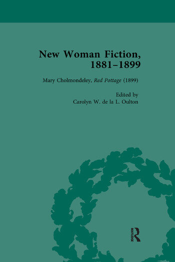 New Woman Fiction, 1881-1899, Part III vol 9 book cover