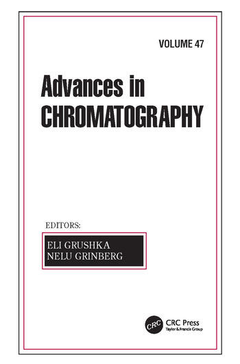 Advances in Chromatography, Volume 47 book cover