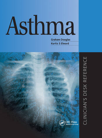 Asthma Clinician's Desk Reference book cover