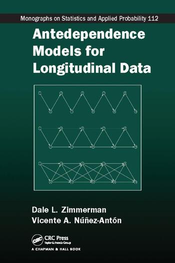 Antedependence Models for Longitudinal Data book cover