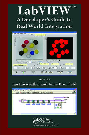 LabVIEW A Developer's Guide to Real World Integration book cover