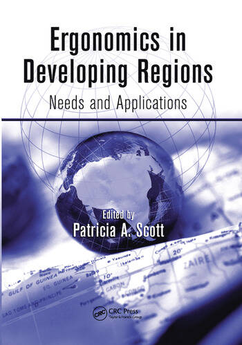 Ergonomics in Developing Regions Needs and Applications book cover