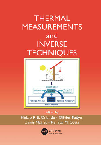 Thermal Measurements and Inverse Techniques book cover
