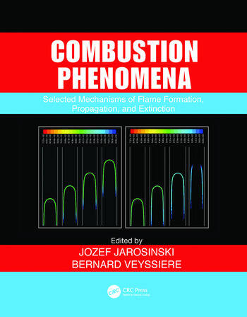 Combustion Phenomena Selected Mechanisms of Flame Formation, Propagation and Extinction book cover