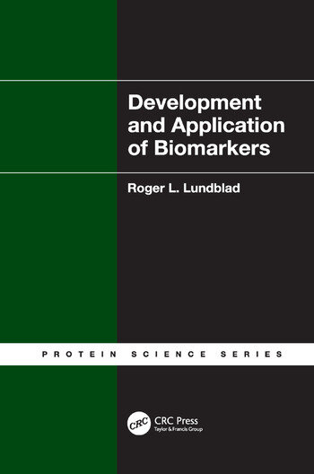 Development and Application of Biomarkers book cover