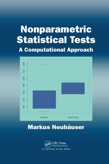 Nonparametric Statistical Tests A Computational Approach book cover