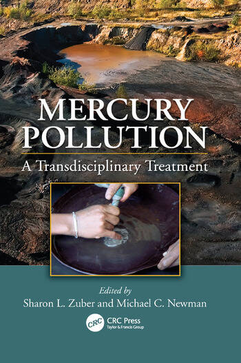 Mercury Pollution A Transdisciplinary Treatment book cover