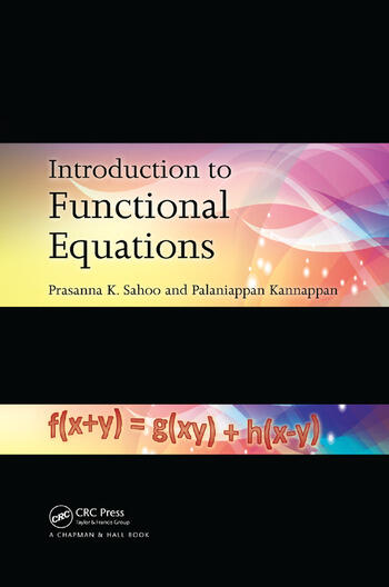 Introduction to Functional Equations book cover