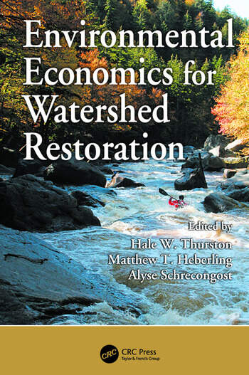 Environmental Economics for Watershed Restoration book cover