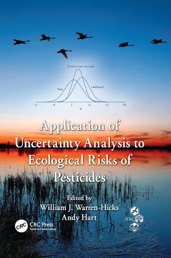 Application of Uncertainty Analysis to Ecological Risks of Pesticides book cover