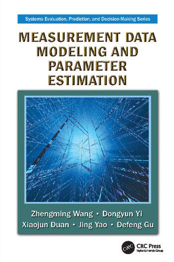 Measurement Data Modeling and Parameter Estimation book cover
