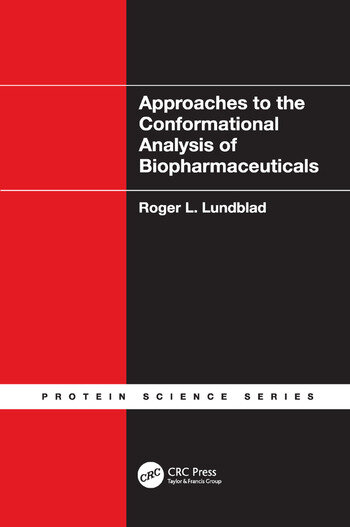 Approaches to the Conformational Analysis of Biopharmaceuticals book cover