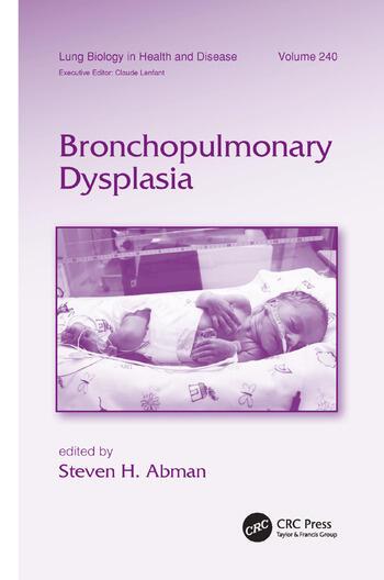 Bronchopulmonary Dysplasia book cover