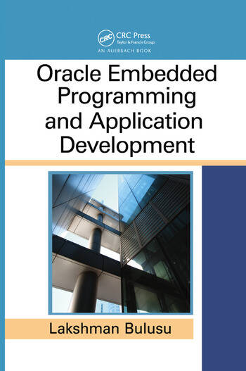 Oracle Embedded Programming and Application Development book cover