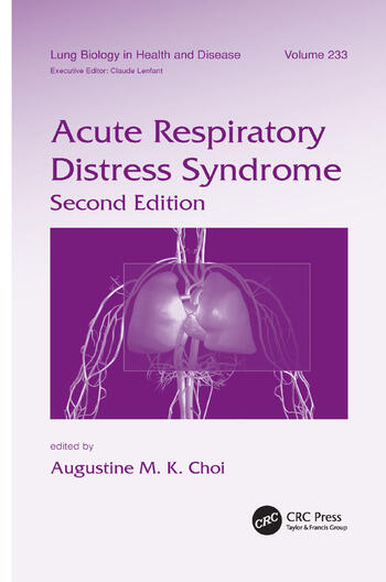 Acute Respiratory Distress Syndrome book cover
