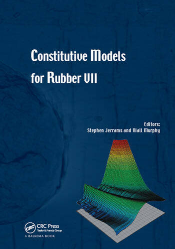 Constitutive Models for Rubber VII book cover