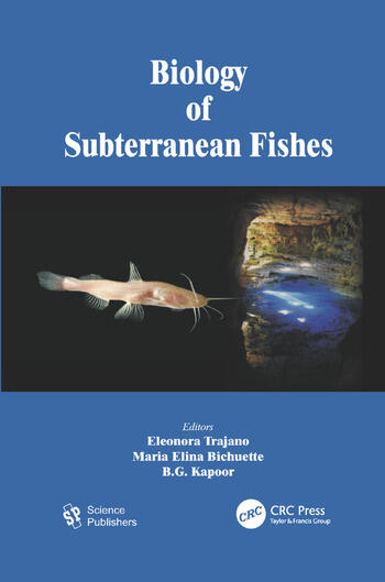 Biology of Subterranean Fishes book cover