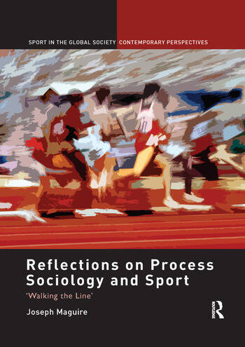 Reflections on Process Sociology and Sport 'Walking the Line' book cover