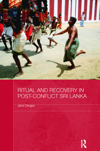Ritual and Recovery in Post-Conflict Sri Lanka book cover